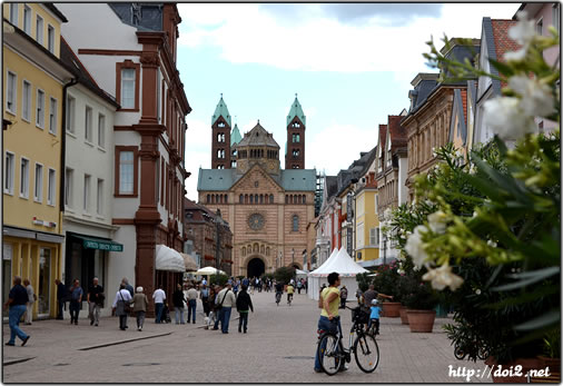 【Speyer】シュパイヤー