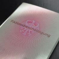【ミュンヘン】外国人局へ滞在許可申請へ