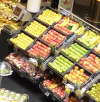 ドイツのスーパーでの買い物する