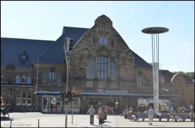 アーヘン中央駅