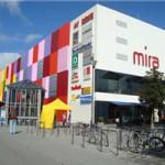 ミュンヘンのショッピングセンター
