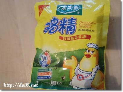 素 の 鶏 ガラスープ