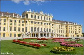 Schloß Schönbrunn(シェーンブルン宮殿)