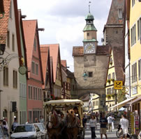 【Rothenburg ob der Tauber】ローテンブルク・オプ・デア・タウバー