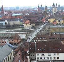【Würzburg】ヴュルツブルク