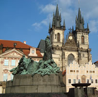 【Prag】チェコ・プラハ観光1 旧市街編