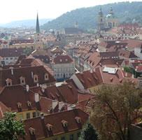 【Prag】チェコ・プラハ観光2 カレル橋~プラハ城周辺