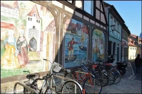 Bambergの街並み