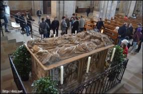 ハインリッヒ二世のお墓
