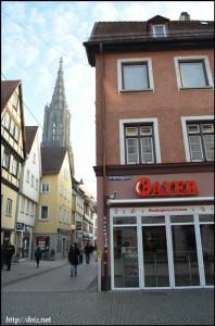 Ulmer Münster(大聖堂)