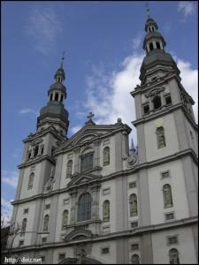 Stift Haug(ハウク教会)