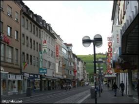Würzburgの街並み
