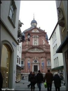 イミュンスター教会 (Neumünster)