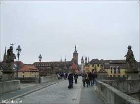アルテ・マイン橋(Alte Mainbrücke)