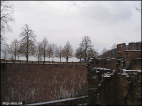 Schloss Heidelberg(ハイデルベルク城)
