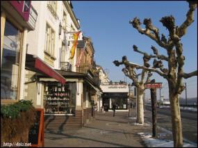 リューデスハイムの街