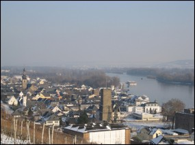 リューデスハイムの景色