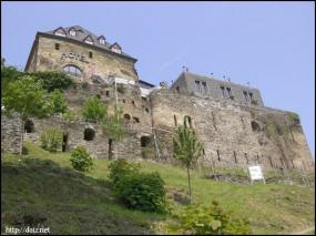 Schloss Rheinfels(ラインフェルス城)