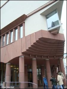 MMK Museum für moderne Kunst(モダンアート美術館)
