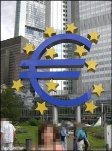 Europäische Zentralbank(欧州中央銀行)