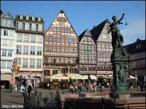Römerberg(レーマー広場)