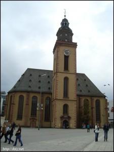 Katharinenkirche(カタリーナ教会)