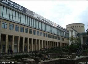 Schirn Kunsthalle Frankfurt(シルン美術館)