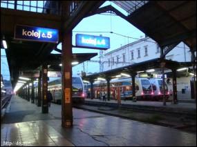 Praha Masarykovo nádraží駅