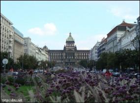国立博物館(Národní muzeum)