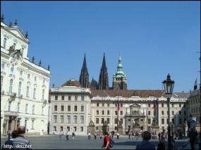 プラハ城(Pražský hrad)