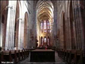 聖ヴィート大聖堂(Katedrála svatého Víta)