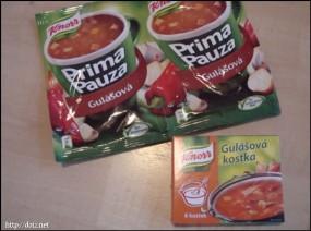 Gulášváというスープ
