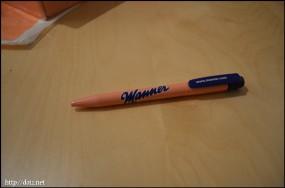 Manner ボールペン