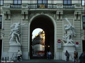 Hofburg(王宮)
