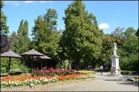 Stadtpark(市立公園)