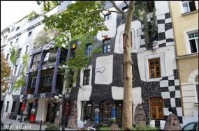 Kunst Haus Wien(Hundertwasser)