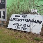 【ミュンヘン】Zenith Flohmarkt Freimann(アンティークショップ&フリーマーケット)