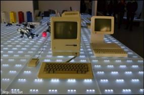 アップルのコンピューター