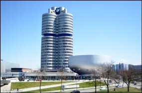 BMW本社とMuseum