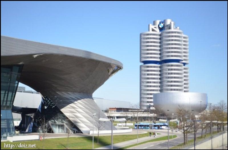 ミュンヘン】BMW WeltとBMW Muse...