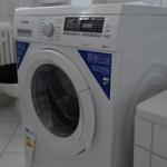 ドイツの洗濯機&乾燥機の使い方