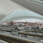 【ベルギー】リエージュ=ギユマン駅とちょっとだけ観光