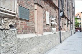 フラウエン教会の壁