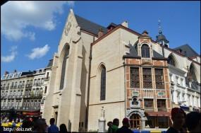 Sint-Niklaaskerk (聖ニコライ聖堂)