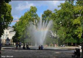 ブリュッセル公園 (Parc de Brussels)