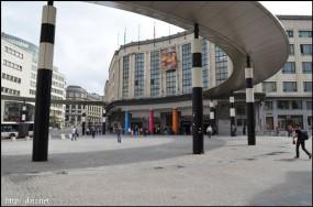 Gare Centrale(中央駅)