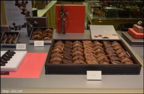 Neuhaus 120EURのチョコ