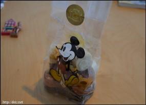 Leonidas×ミッキーのチョコ