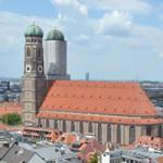 【ミュンヘン】Frauenkirche(フラウエン教会)