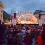 【Festspiel-Konzert Oper für alle】無料の野外クラシックコンサート